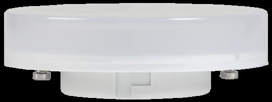 IEK Лампа светодиодная ECO T75 таблетка 6Вт 230В 4000К GX53
