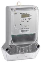 IEK Счетчик эл. энергии трехфазный STAR 302/1 C4-10 (100) Э, на монтажную панель