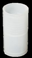 IEK Муфта для гофрированных труб прозрачная GFLEX 25