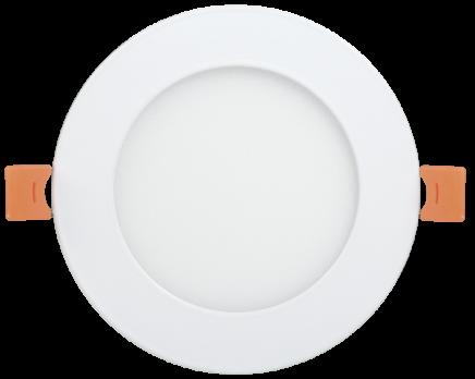 IEK Светильник ДВО 1602 белый круг LED 7Вт 4000К, IP20