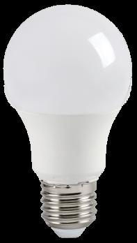 IEK Лампа светодиодная ECO A60 шар 9Вт 230В 3000К E27