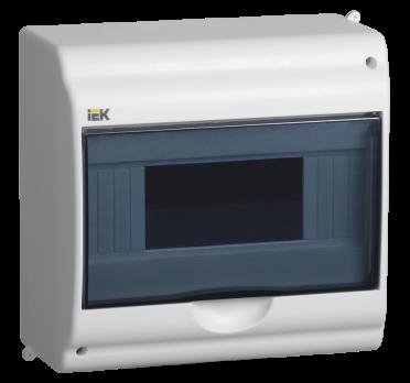 IEK Корпус навесной КМПн 2/9-2 в индивидуальной упаковке. IP31