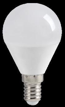IEK Лампа светодиодная ECO G45 шар 7Вт 230В 3000К E14