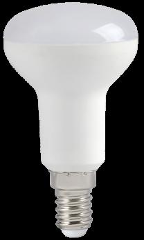IEK Лампа светодиодная ECO R50 рефлектор 5Вт 230В 3000К E14