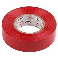 ЭРА ПВХ-изолента 15мм*20м красная C0036550