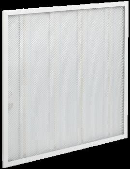 IEK Светильник ДВО 6560-Р панель светодиодная 36Вт, 6500К, с ЭПРА, призма