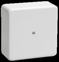 IEK Коробка распаячная КМ41222-04 для о/п 100 х 100 х 44 сосна (6 клемм 6мм2)
