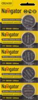 Navigator Элемент питания NBT-CR2450-BP5