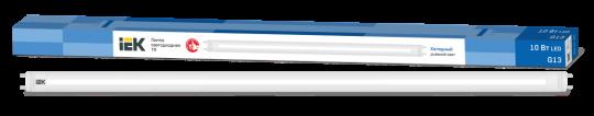 IEK Лампа LED ECO T8 линейная 10ВТ 230В 6500К G13