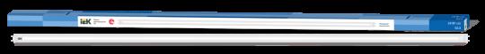 IEK Лампа LED ECO T8 линейная 18ВТ 230В 1200мм 6500К G13