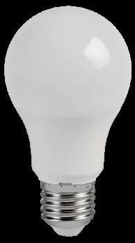IEK Лампа светодиодная ECO A60 шар 7Вт 230В 3000К E27