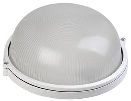 IEK Светильник НПП 1301 белый круг 60 Вт, IP54