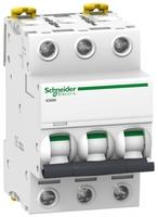 SCHNEIDER ELECTRIC Выключатель автоматический модульный iK60N 3Р 25А 6кА х-ка С