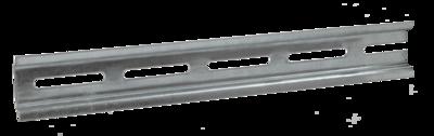 IEK DIN-рейка оцинкованная, 600мм