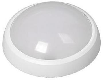 IEK Светильник ДПО 1801Д с датчиком движения белый круг LED 12 x 1Вт, IP54