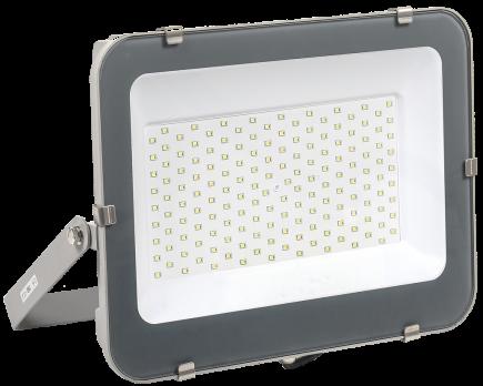 IEK Прожектор светодиодный СДО 07-50 серый  IP65
