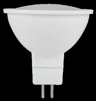 IEK Лампа светодиодная ECO MR16 софит 5Вт 230В 4000К GU5.3