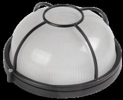 IEK Светильник НПП 1304 белый круг солнце 60 Вт, IP54