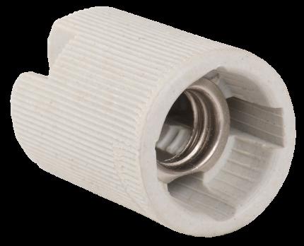IEK Патрон белый керамический Е14 подвесной 5565327