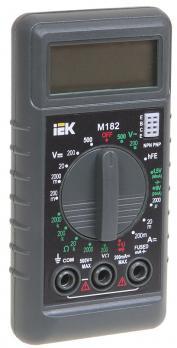 IEK Мультиметр цифровой Compact M182