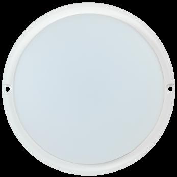 IEK Светильник ДПО 4001 светодиодный 8Вт  IP54 4000К круг белый