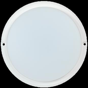 IEK Светильник ДПО 4002 светодиодный 12Вт  IP54 4000К круг белый