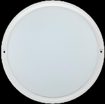 IEK Светильник ДПО 4003 светодиодный 15Вт  IP54 4000К круг белый