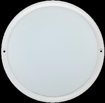 IEK Светильник ДПО 4004 светодиодный 18Вт  IP54 4000К круг белый