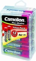 Camelion AA LR 6 Plus Alkaline  (батарейка щелочная, 1,5В) AA