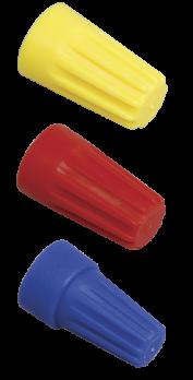 IEK Зажим соединительный изолирующий СИЗ-1 2,5-4,50, 1 штука
