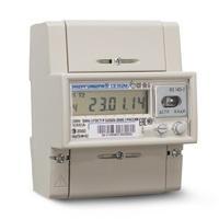 Энергомера Счетчик эл. энергии однофазный СЕ102М R5 5-60А многотарифный (ЖКИ; DIN)